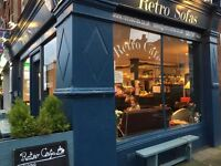 Cafe Staff Vacancies - Retro Cafe in Fulham