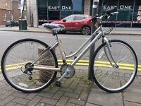 Saxon ladies hybrid bike