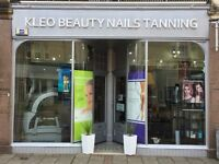 Beauty Therapist & Nail Technician Required