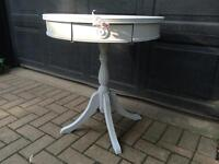 Antique shabby chic table
