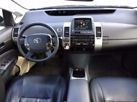 LHD LEFT HAND DRIVE TOYOTA PRIUS 1.5 VVT-I AUTOMATIC 2005 SILVER
