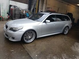 My 2009 BMW M Sport 5 Series for sale