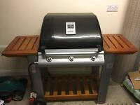 Outback 3 Burner Gass Barbecue
