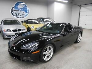 2009 Chevrolet Corvette 1LT! TARGA TOP! AUTO! FINANCING AVAILABL