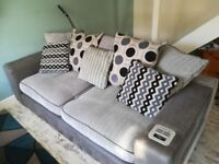 2 seater sofa extremely good condition