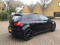 VW GOLF GTI DSG FULL SPEC. NOT AUDI S3 MERCEDES C220 GOLF R32 BMW 330D FOCUS ST