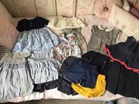Age 2-3 girls clothes bundle !!