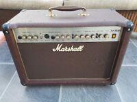 Marshall acoustic AS50R soloist