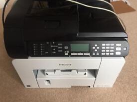 Ricoh Aficio SG 3100SNw printer