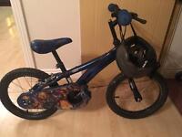 Boys 16inch Skylanders Bike £20ono