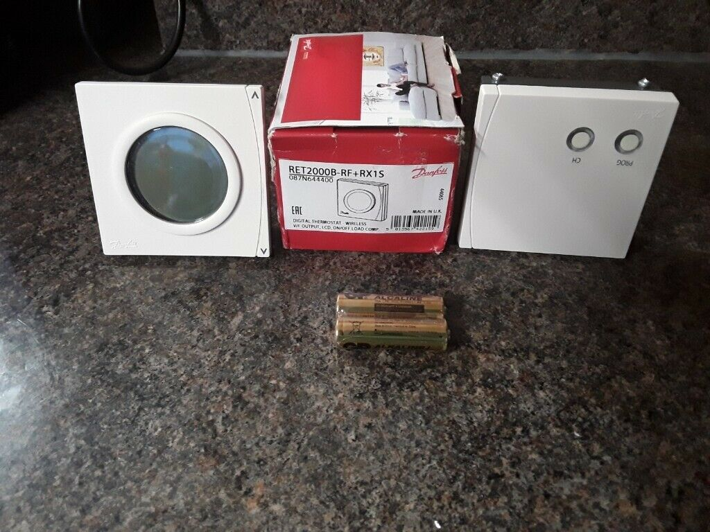 DANFOSS RET2000B-RF Wireless Thermostat