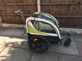 Bike trolley for tweens