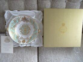 Limited Edition Golden Jubilee Lionhead Bowl 1952 - 2002