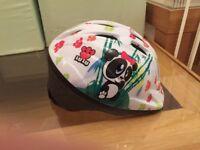 Lulu bike helmet