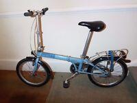 DAHON SPEED D3 Folding Bike like Tern