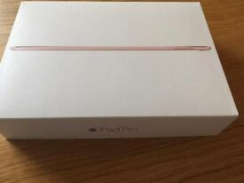 Apple IPad Pro 9.7inch 128GB Rose Gold Excellent Condition