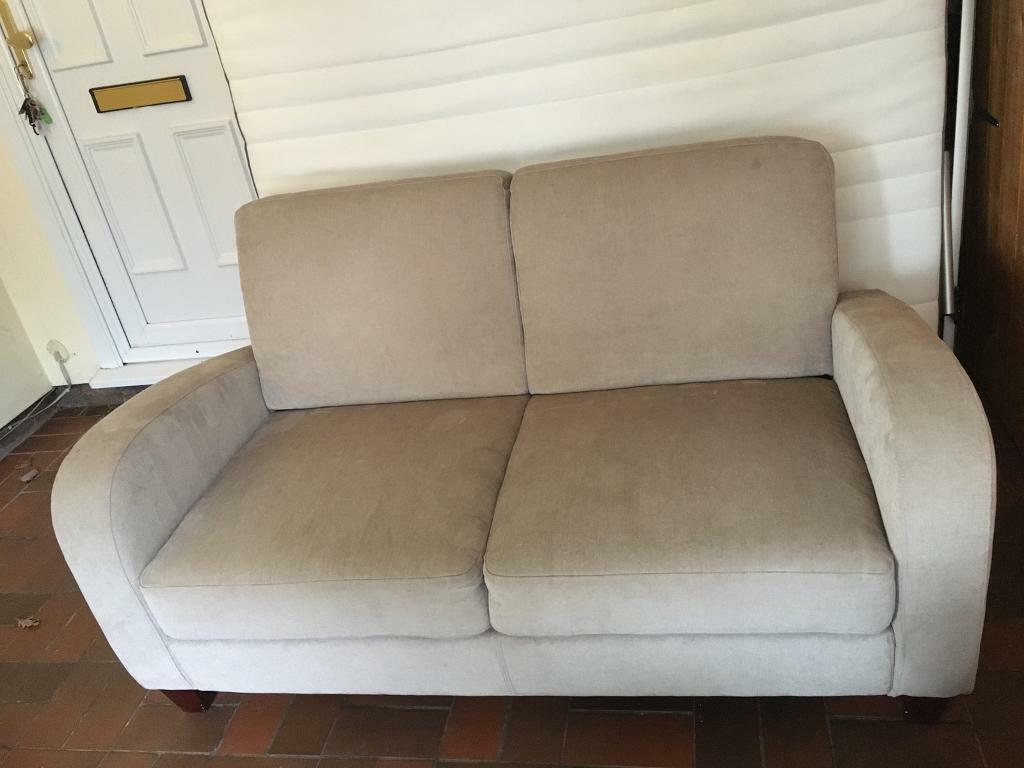 2 Seater Julian Bowen Vivo Sofa Mink In Twickenham London