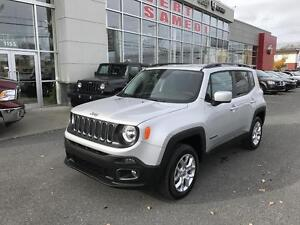 2016 Jeep RENEGADE NORTH, 4X4