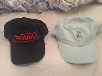 Various baseball caps bundle!