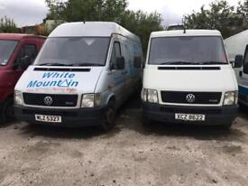 VW Volkswagen LT van s for sale