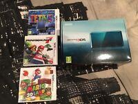 Nintendo 3DS & 3 games