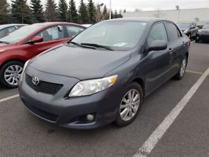 2009 Toyota Corolla LE + CLIMATISATION + MAGS