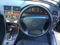 1994 (M reg) Mercedes c200 elegance First to see will buy