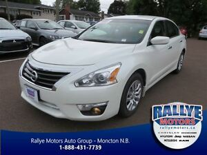 2014 Nissan Altima 2.5 S! Back-Up! Push Button! Trade-In! Save!