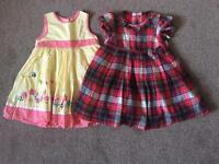 12-18 months dresses