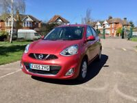 2015 Nissan Micra Hatchback 5-Door 1.2 Acenta| Full Service | 1 Owner | Like ...