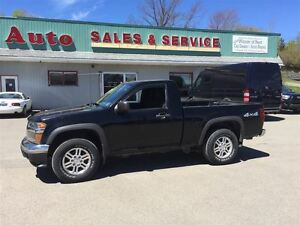 2011 GMC Canyon SLE w/1SD