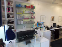 Experienced Nail Technician and Receptionist required for Revival Retreat Beauty Salon