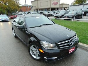 2014 Mercedes-Benz C-Class C300 LEATHER SUNROOF 4MATIC