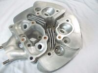 BSA 650cc TWIN RECONDITIONED CYLINDER HEAD