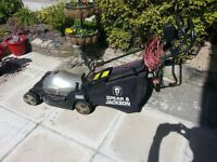Spear And Jackson Lawn Mower