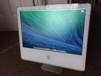 Apple iMac 2GHz Core 2 Duo, 1.5GB RAM, 250GB Hard Drive