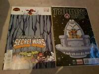 Collecton of comics
