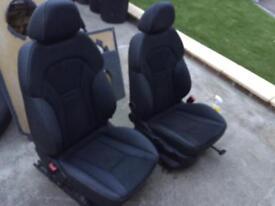 Audi s line seats vgc