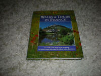 walks and tours in france