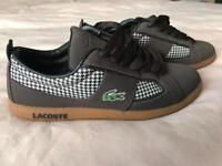Lacoste Trainers size 6