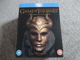 Game of Thrones The Complete Season 1-5 Blu-ray Disc DVD