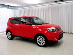 2017 Kia Soul EX 5DR HATCH w/ STYLISH AND DEPENDABLE!! VERY LOW