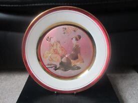 Chokin Plate by Yoshinobu Hara