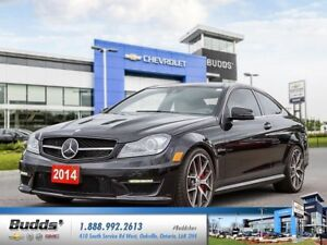 2014 Mercedes-Benz C-Class SAFETY AND RECONDITIONED