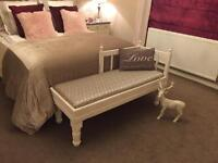 Beautiful antique chaise
