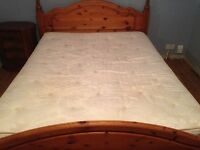 Good Condition King Size Mattress