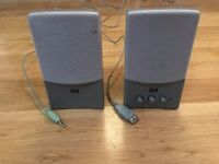 FREE -PC Desktop speakers