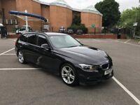 2013 13 BMW 320D M SPORT 2.0 AUTOMATIC F31 ESTATE/TOURING DAMAGED SALVAGE REPAIR