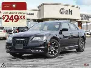 2017 Chrysler 300 S | BACK UP CAM HEATED SEATS