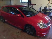 Honda Civic EP2 Breaking